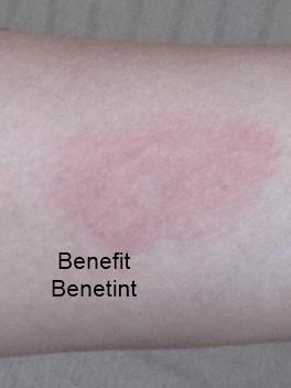 Blush-Tarte-Tipsy-Cargo-Molokai-CoverFX-Bronzer-Blush-Benefit-Benetint-Swatch